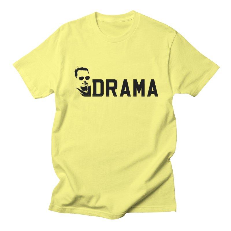 DRAMA Men's T-shirt by The SHIZIRT