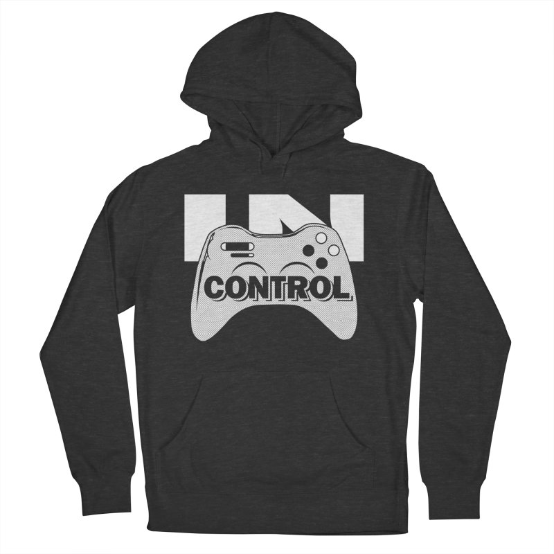 GAME SERIES: IN CONTROL Men's Pullover Hoody by The SHIZIRT