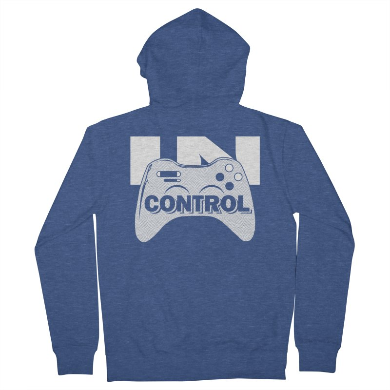 GAME SERIES: IN CONTROL Women's Zip-Up Hoody by The SHIZIRT
