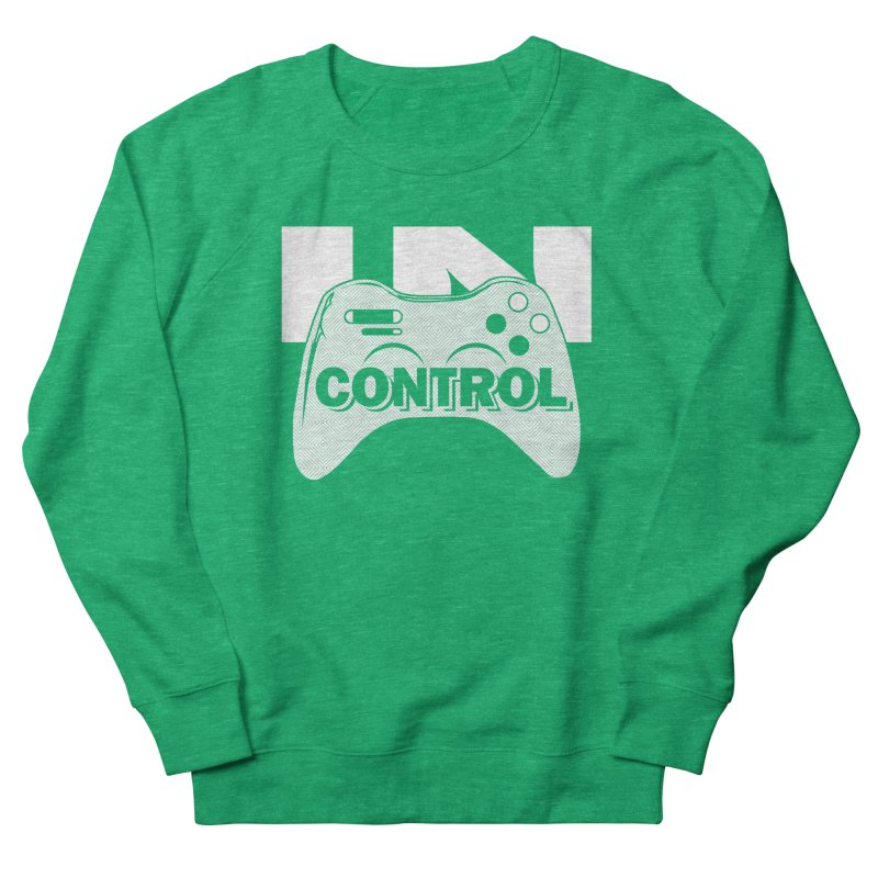 GAME SERIES: IN CONTROL Women's Sweatshirt by The SHIZIRT