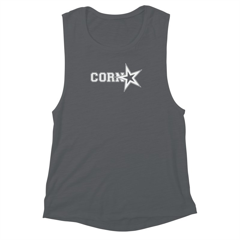 CORN STAR Women's Muscle Tank by The SHIZIRT