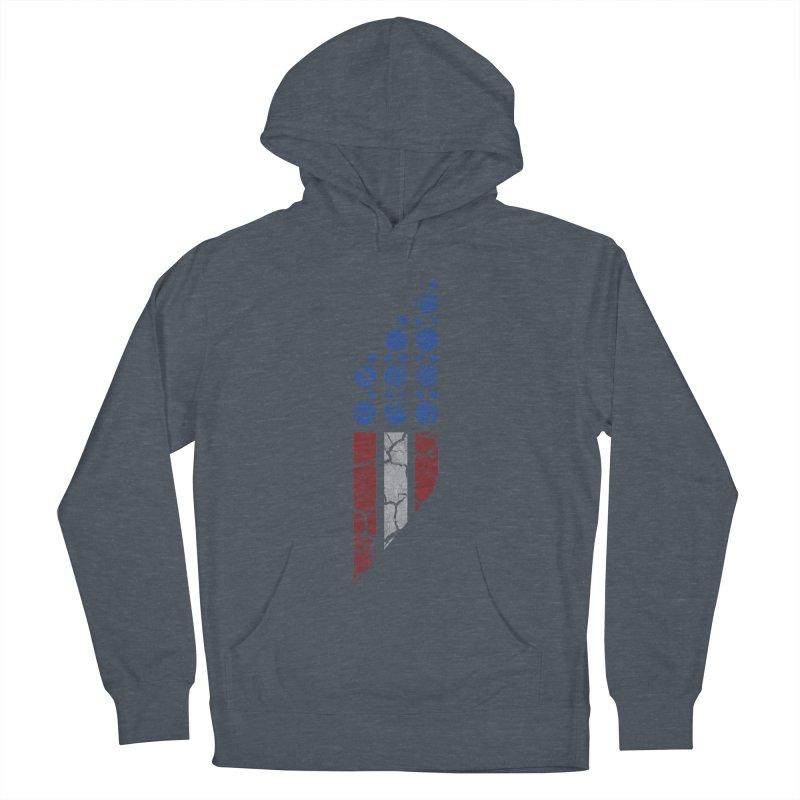 PARALLEL SERIES: #MURICA Women's Pullover Hoody by The SHIZIRT