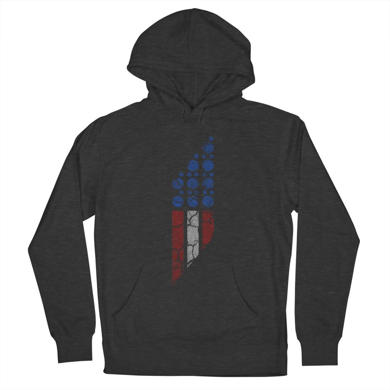 PARALLEL SERIES: #MURICA Men's Pullover Hoody by The SHIZIRT