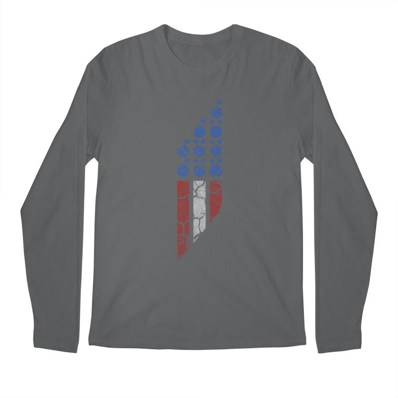PARALLEL SERIES: #MURICA Men's Longsleeve T-Shirt by The SHIZIRT