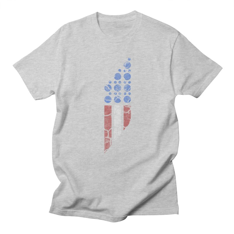 PARALLEL SERIES: #MURICA Men's T-shirt by The SHIZIRT