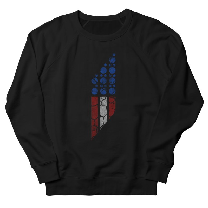PARALLEL SERIES: #MURICA Women's Sweatshirt by The SHIZIRT