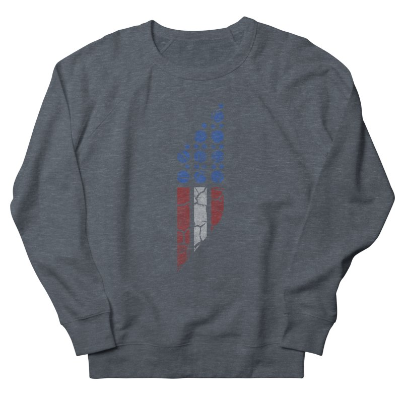 PARALLEL SERIES: #MURICA Men's Sweatshirt by The SHIZIRT