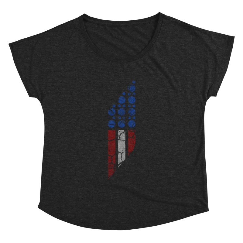 PARALLEL SERIES: #MURICA Women's Dolman by The SHIZIRT
