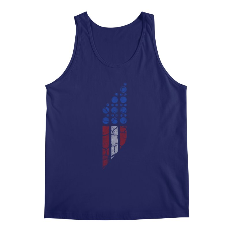 PARALLEL SERIES: #MURICA Men's Tank by The SHIZIRT