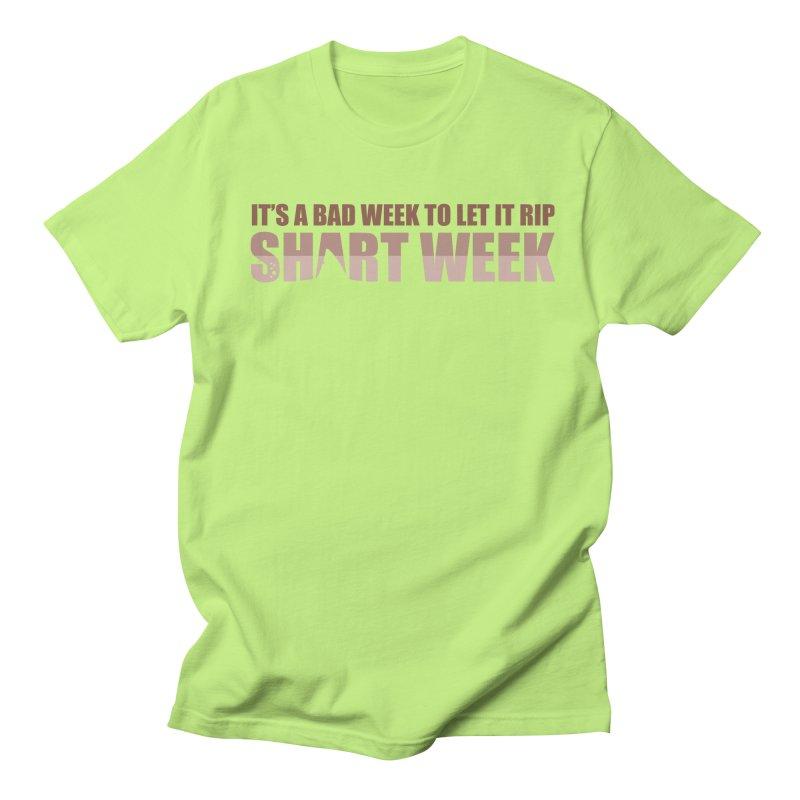 SHART WEEK! Men's T-shirt by The SHIZIRT