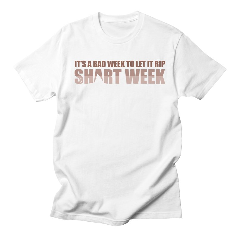 SHART WEEK! Men's T-Shirt by The SHIZIRT