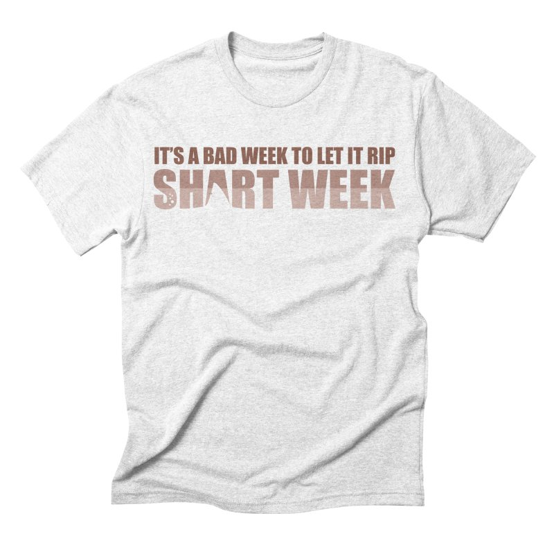 SHART WEEK! Men's Triblend T-shirt by The SHIZIRT