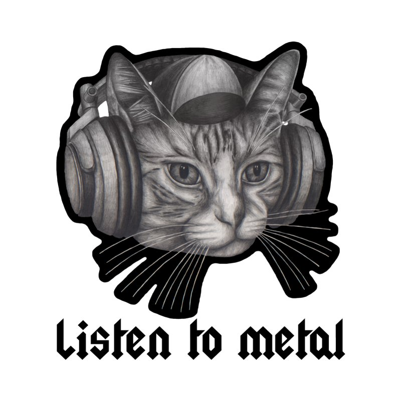Listen to metal by kevinwillsey's Artist Shop