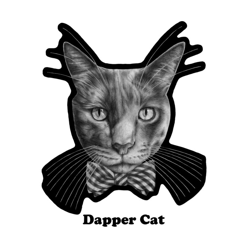 Dapper Cat by kevinwillsey's Artist Shop