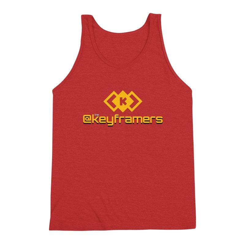 @keyframers Men's Triblend Tank by @keyframers Web Developer Merch