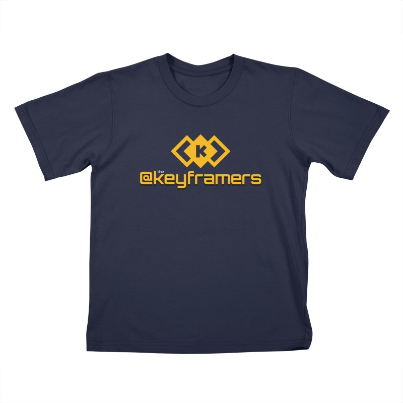 @keyframers Kids T-Shirt by @keyframers Web Developer Merch