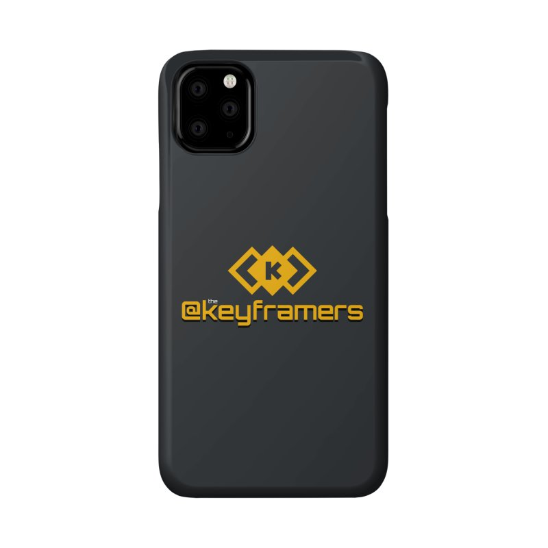 @keyframers Accessories Phone Case by Web Developer Merch by the @keyframers