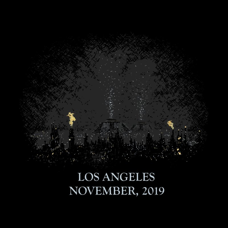 Los Angeles 2019 Kids T-Shirt by kg07's Artist Shop