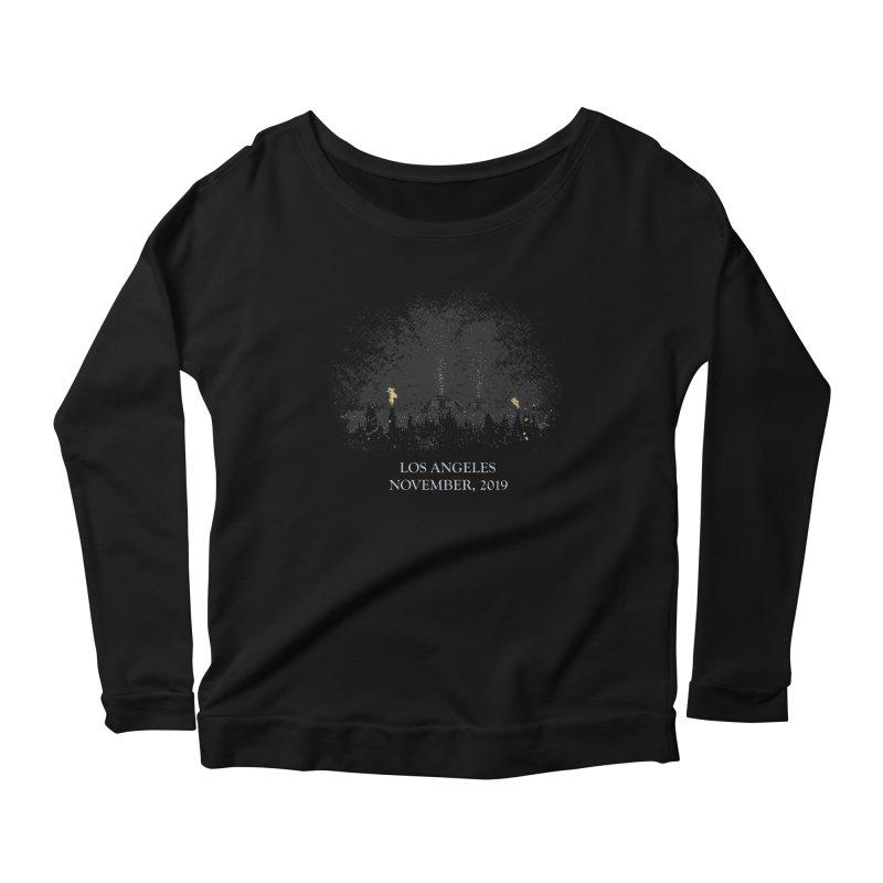 Los Angeles 2019 Women's Longsleeve T-Shirt by kg07's Artist Shop