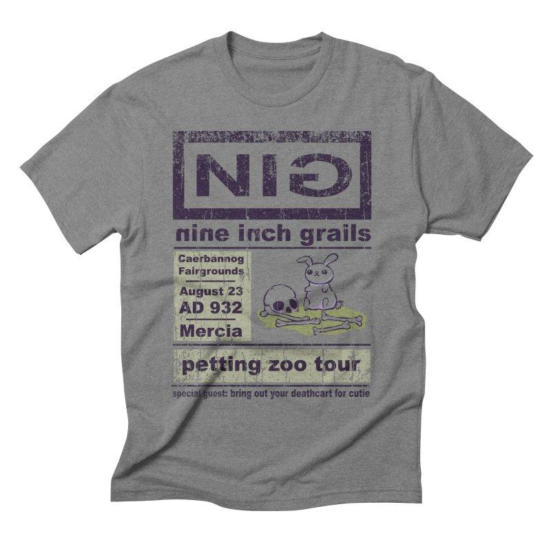 nine inch grails Men's T-Shirt by kg07's Artist Shop