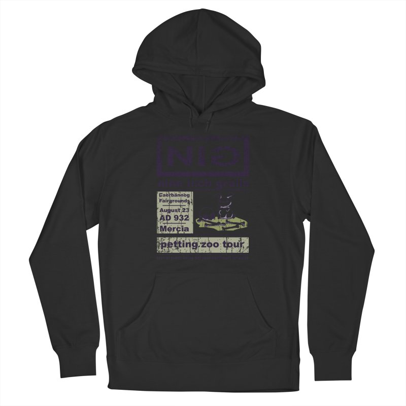 nine inch grails Men's Pullover Hoody by kg07's Artist Shop
