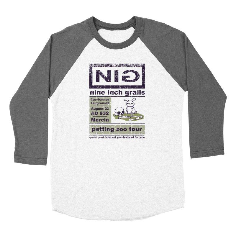 nine inch grails Women's Longsleeve T-Shirt by kg07's Artist Shop
