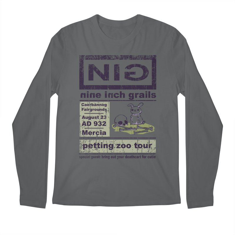 nine inch grails Men's Longsleeve T-Shirt by kg07's Artist Shop