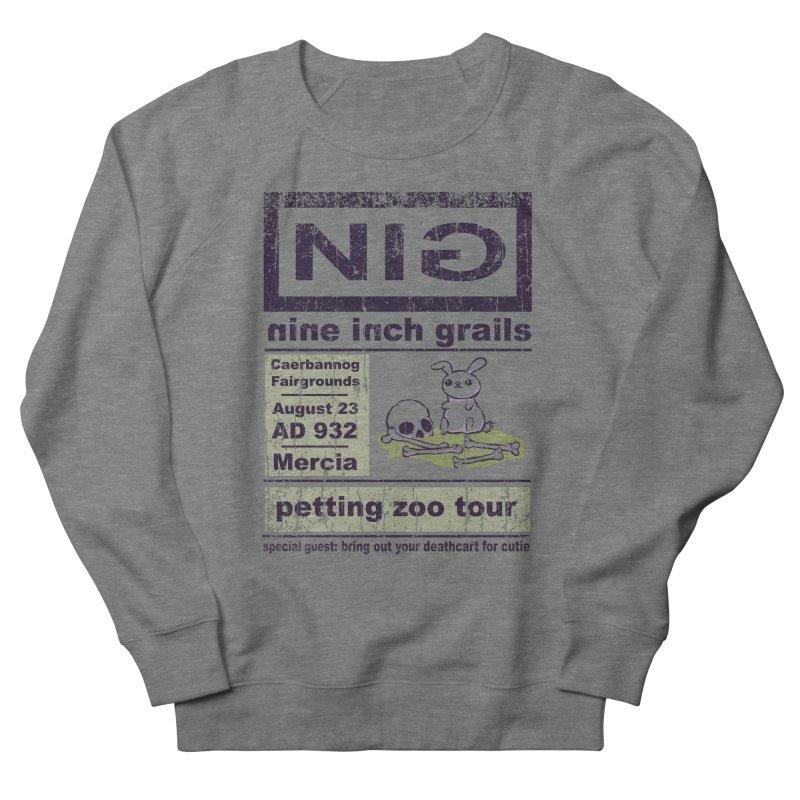 nine inch grails Men's Sweatshirt by kg07's Artist Shop