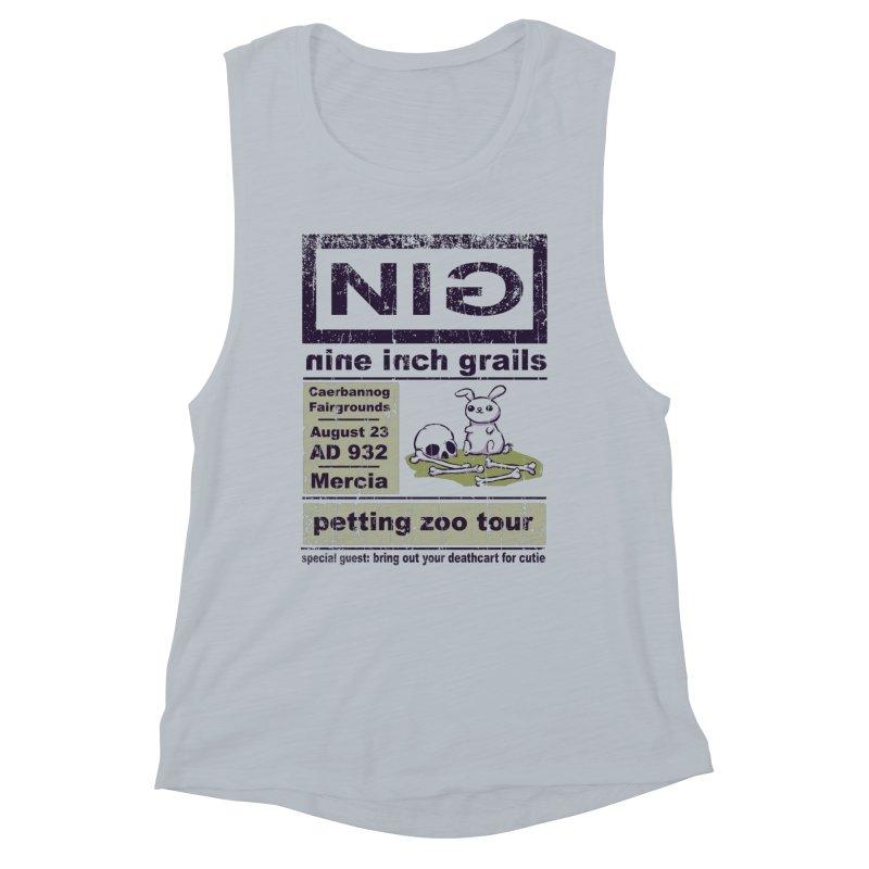 nine inch grails Women's Tank by kg07's Artist Shop