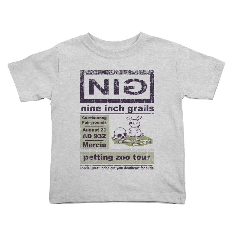 nine inch grails Kids Toddler T-Shirt by kg07's Artist Shop