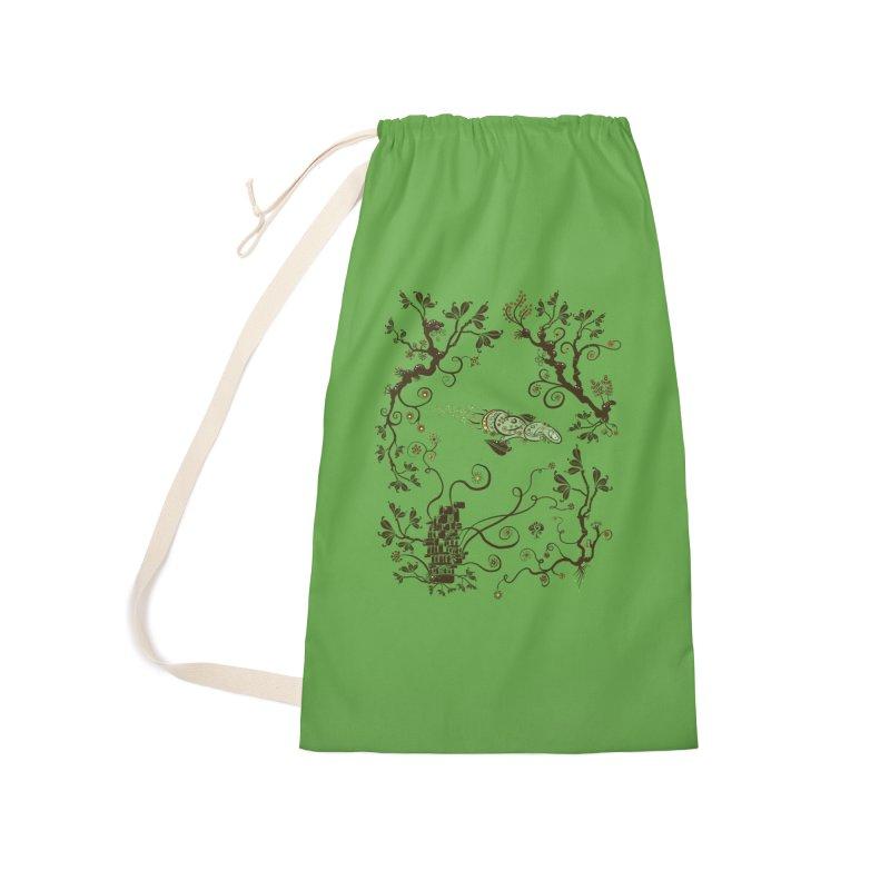 Firefly in Eden Accessories Bag by kg07's Artist Shop