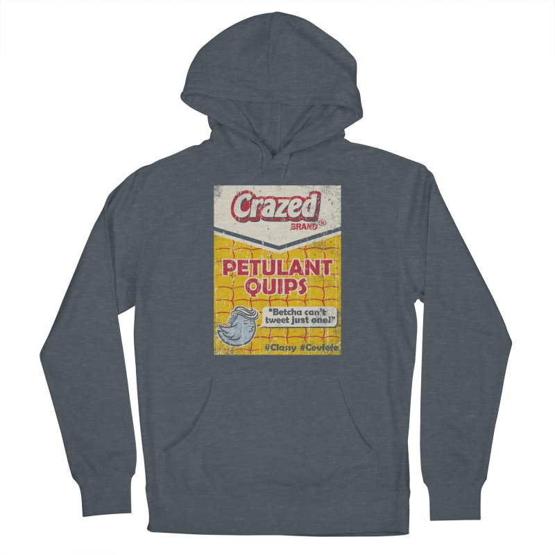 Petulant Quips Women's Pullover Hoody by kg07's Artist Shop
