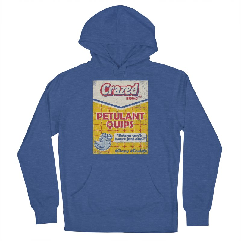 Petulant Quips Men's Pullover Hoody by kg07's Artist Shop