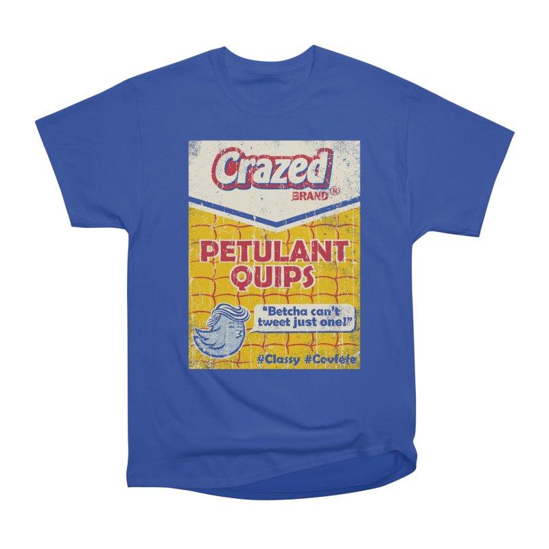 Petulant Quips Women's T-Shirt by kg07's Artist Shop