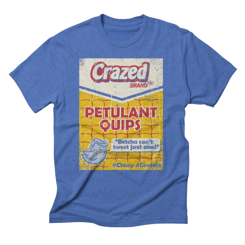 Petulant Quips Men's T-Shirt by kg07's Artist Shop