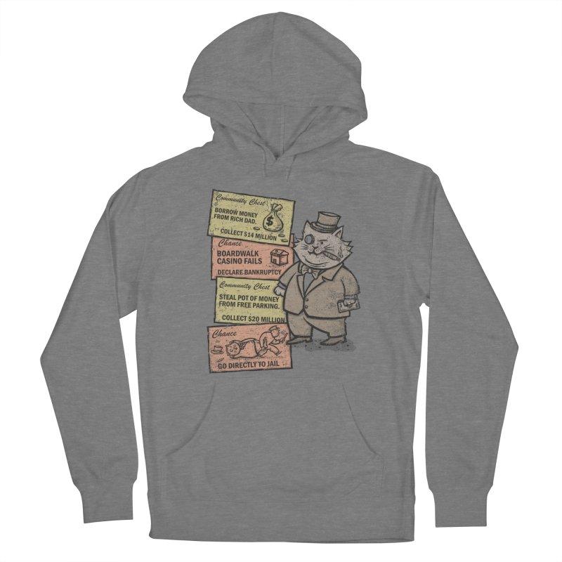 Fat Cat Women's Pullover Hoody by kg07's Artist Shop