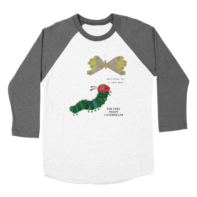 The Very Needy Caterpillar Women's Longsleeve T-Shirt by kg07's Artist Shop