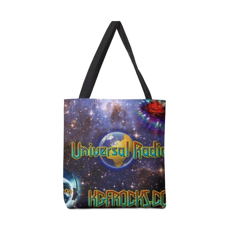 Universal Radio2 Accessories Bag by kgfrocks's Artist Shop
