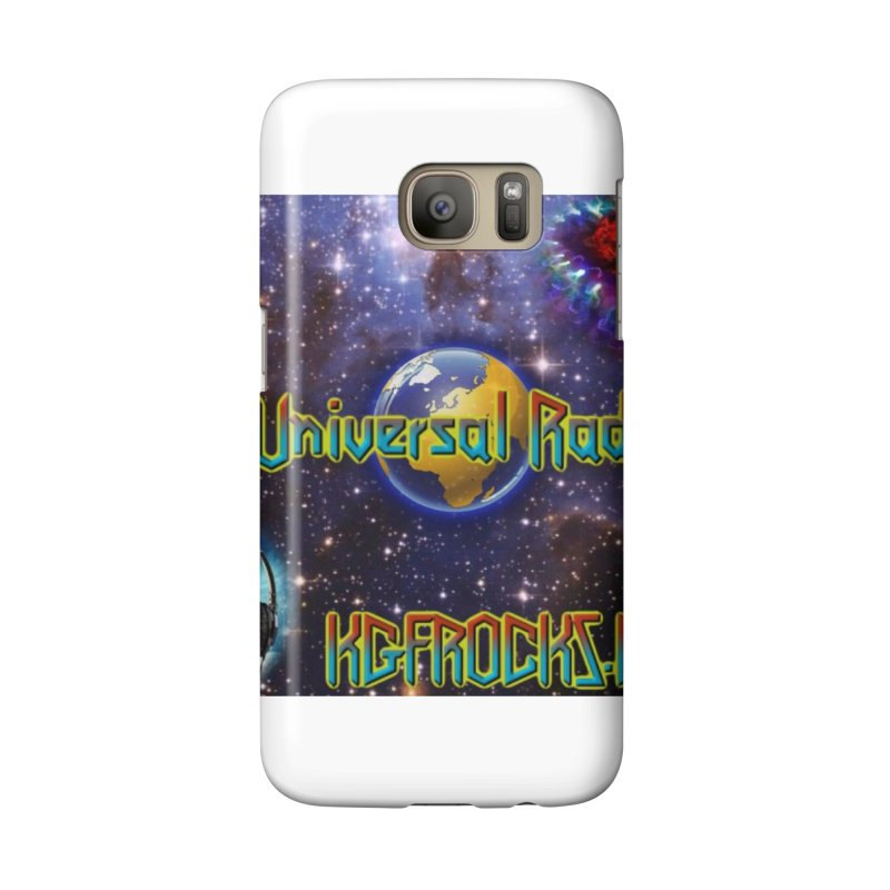 Universal Radio2 Accessories Phone Case by kgfrocks's Artist Shop