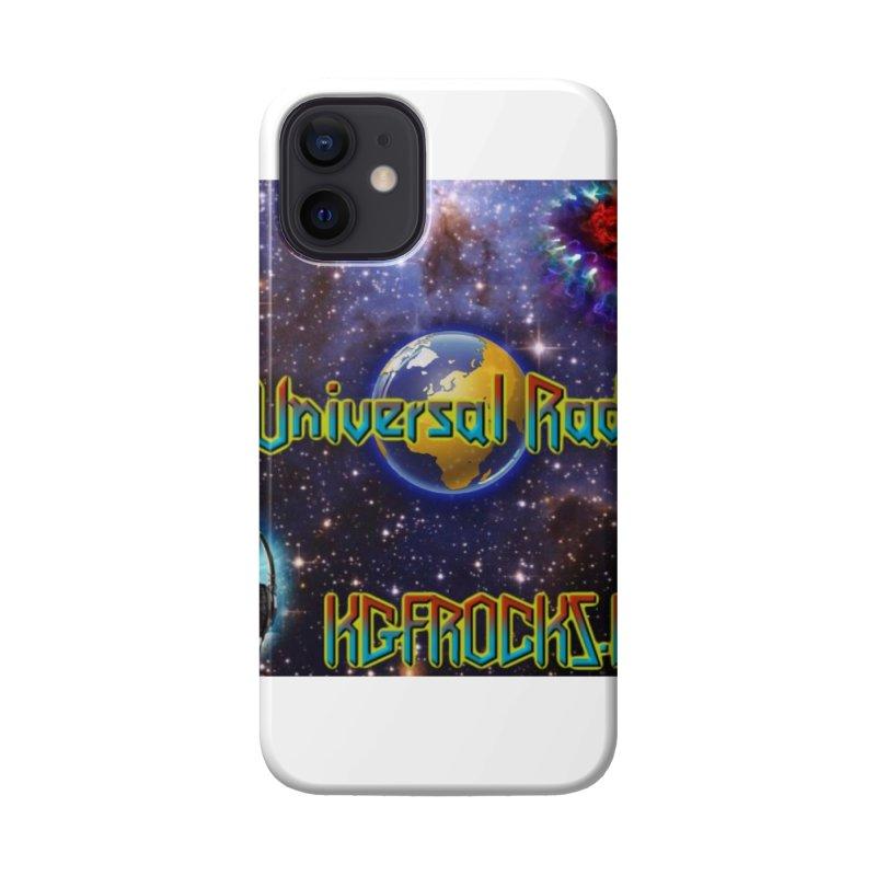 Universal Radio2 Accessories Phone Case by kgfrocks's Artist Shop