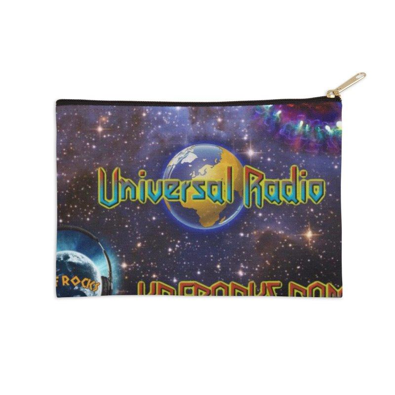 Universal Radio2 Accessories Zip Pouch by kgfrocks's Artist Shop
