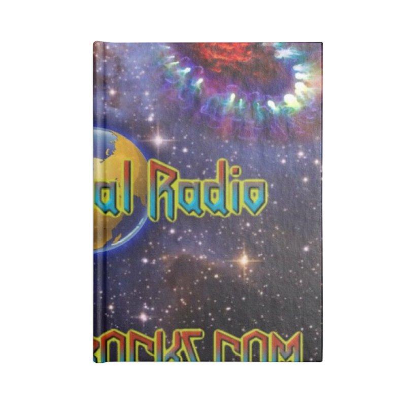Universal Radio2 Accessories Notebook by kgfrocks's Artist Shop