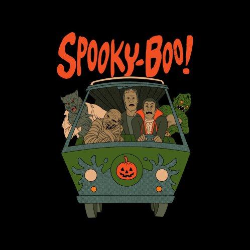 Design for Spooky-Boo!