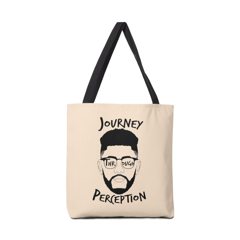 Journey Through Perception (Khaliq Vision) Accessories Bag by khaliqsim's Artist Shop