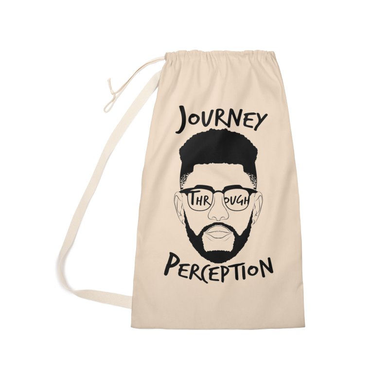 Journey Through Perception (Khaliq Vision) Accessories Bag by khaliqsim's Artist Shop
