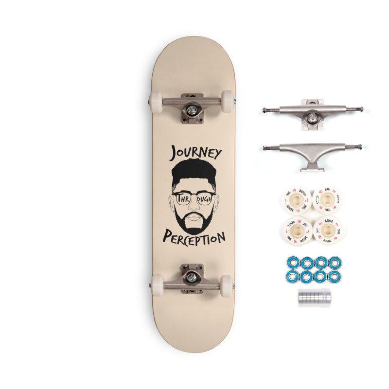 Journey Through Perception (Khaliq Vision) Accessories Complete - Premium Skateboard by khaliqsim's Artist Shop