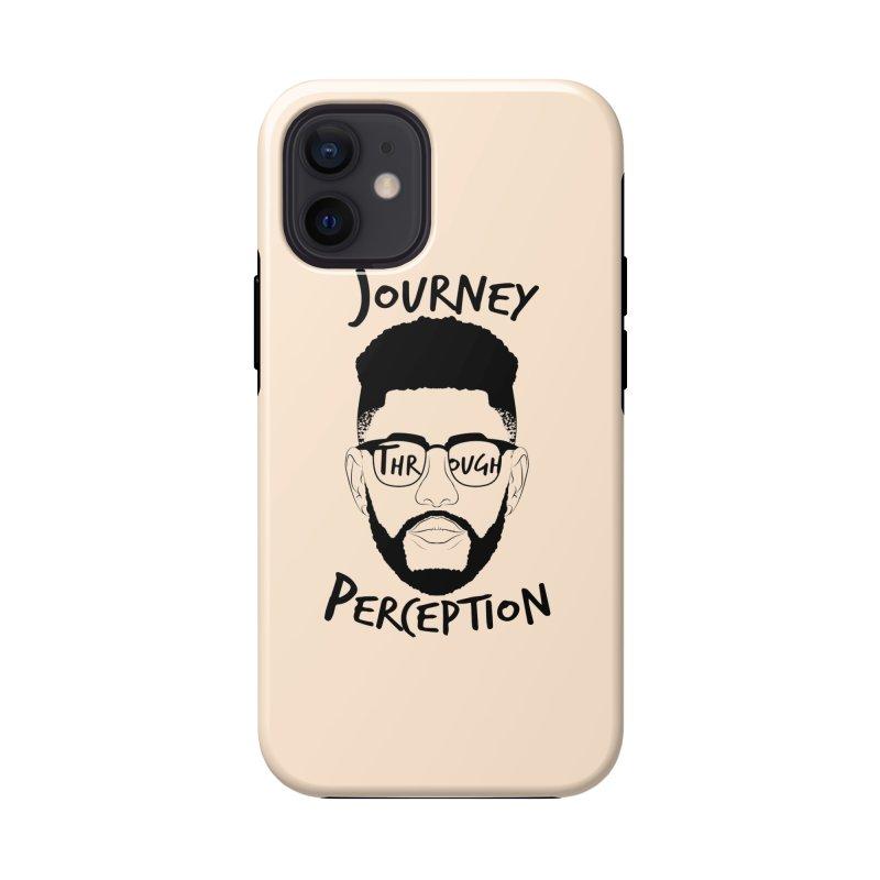 Journey Through Perception (Khaliq Vision) Accessories Phone Case by khaliqsim's Artist Shop