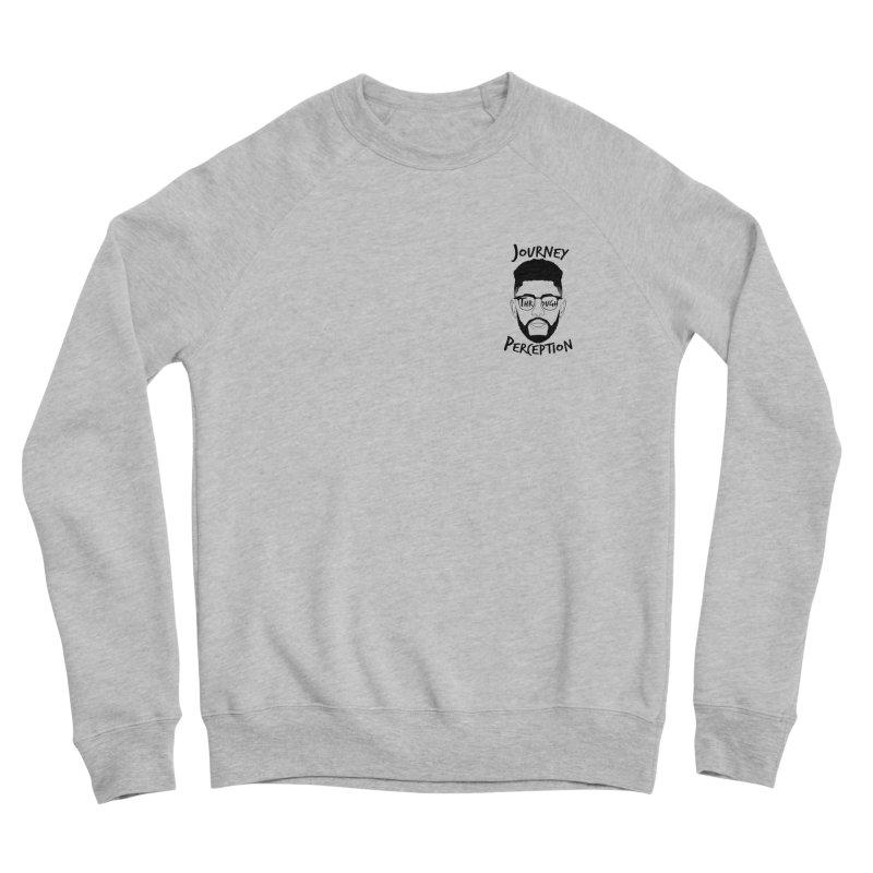 Journey Through Perception (Khaliq Vision) Men's Sponge Fleece Sweatshirt by khaliqsim's Artist Shop