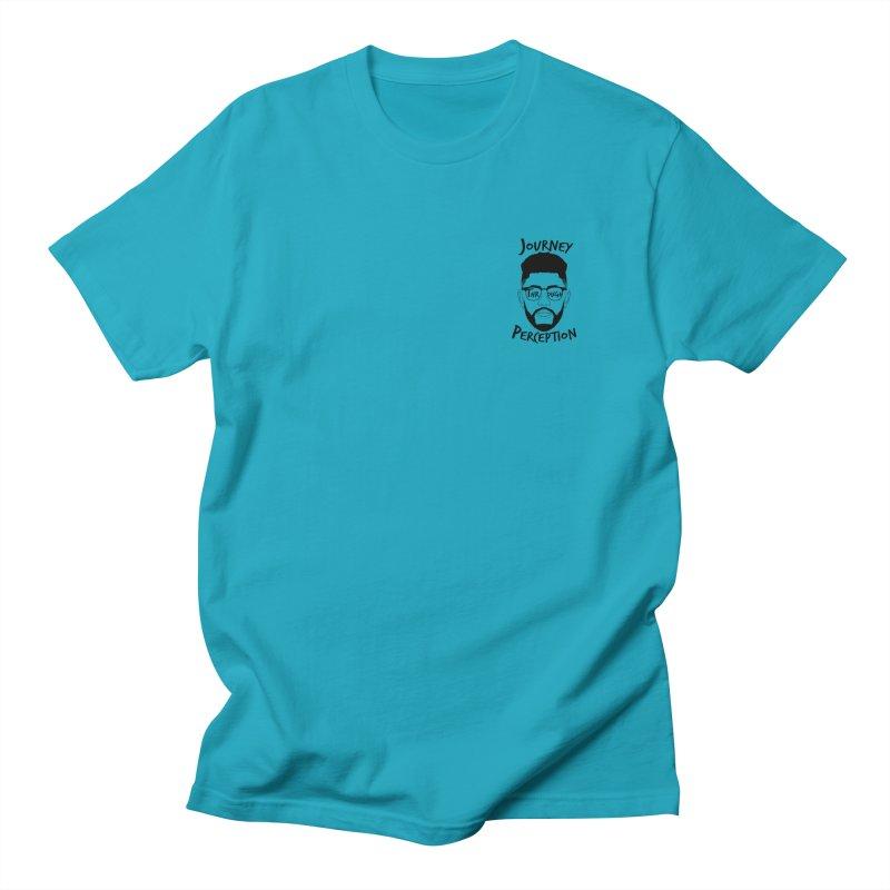 Journey Through Perception (Khaliq Vision) Men's T-Shirt by khaliqsim's Artist Shop