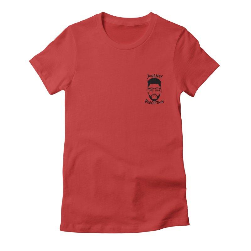 Journey Through Perception (Khaliq Vision) Women's T-Shirt by khaliqsim's Artist Shop